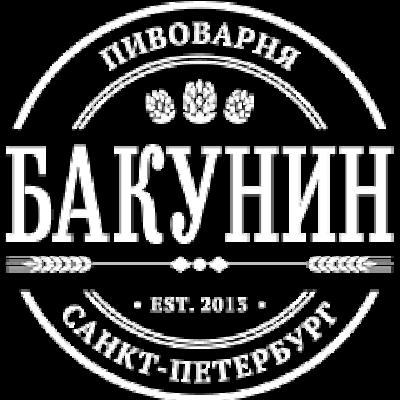 Пиво Бакунин логотип