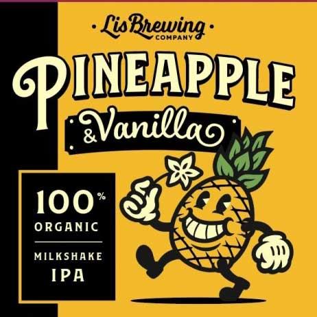Pineapple & Vanilla