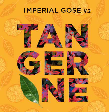 Tangerine (Мандарин) Imperial Gose