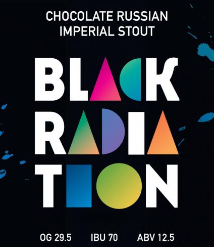 BLACK RADIATION