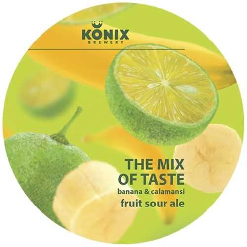 The Mix of Taste / Banana & Calamansi