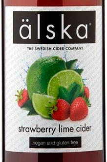 Strawberry & Lime / Клубника и лайм