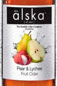 Pear & Lychee / Груша и личи