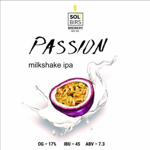 Passion Milkshake IPA
