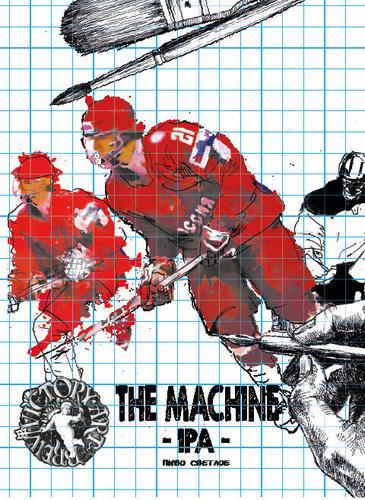 The Machine IPA